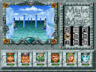 Might and Magic it was a big deal back in the day